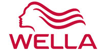 Wella Logo for the Looking Glass Salon
